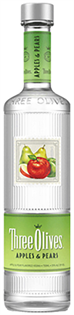 Three Olives Vodka Apples & Pears 750ml